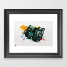 Paris - 2 Framed Art Print