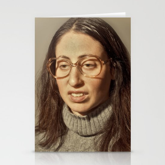 i.am.nerd. :: lauren s. Stationery Cards