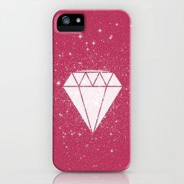 Space Diamond  iPhone Case