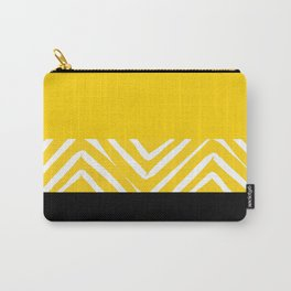 YELLOW DUO Carry-All Pouch