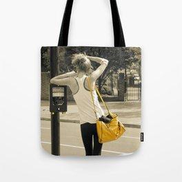 WAIT #2 Tote Bag