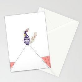 Purple Jimmy Stationery Cards