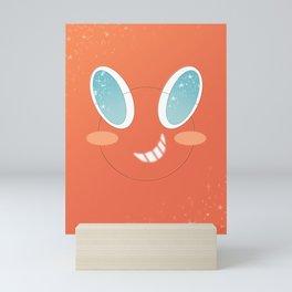 Little Phone Buddy Mini Art Print