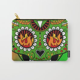Sugar skull #6 Carry-All Pouch
