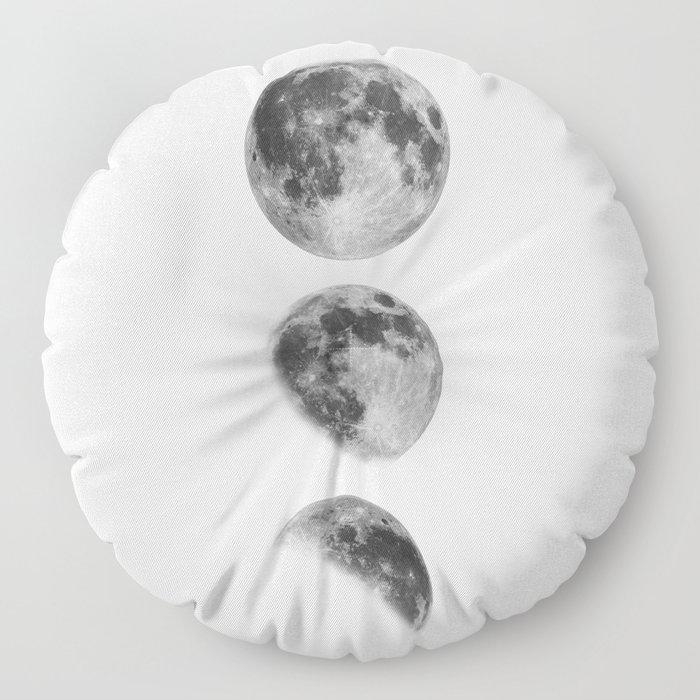 Moon Phase Wall Art Moon Home Decor Moon Phases Nursery Decor Poster Minimalist Print Gothic Boho Floor Pillow
