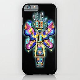 Kachina Butterfly 4 iPhone Case