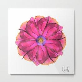 Athena-Flower  Metal Print