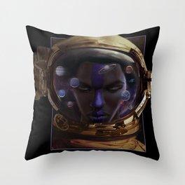 The Futurist Throw Pillow