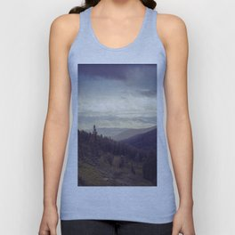 Above The Mountains Unisex Tank Top