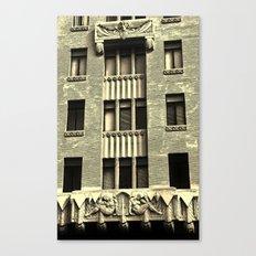 Tourist in the LBC Canvas Print