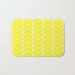 MAYA ((sunshine yellow)) Bath Mat