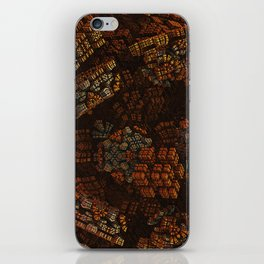 The Copper Archive iPhone Skin