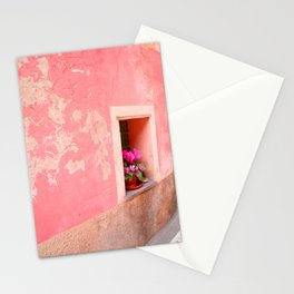 Flowers for Monterosso Stationery Cards