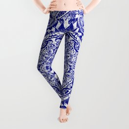 Mehndi Leggings