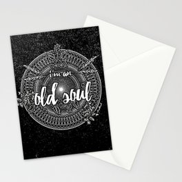 Old Soul 1 Stationery Cards