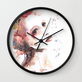 Ild (flame) Wall Clock