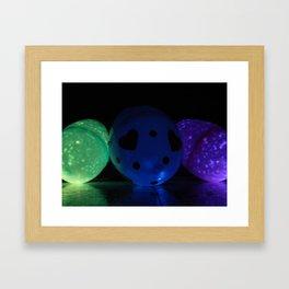 Egg Galaxy #4 Framed Art Print