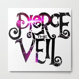 pierce the veil black Metal Print