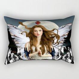 Fight the Darkness Rectangular Pillow