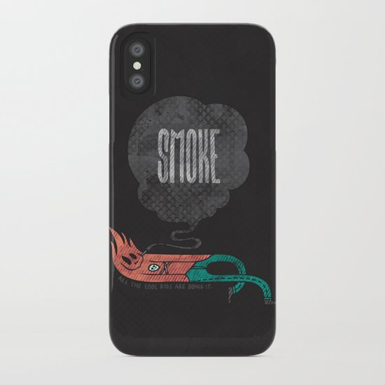 Smoke! iPhone Case