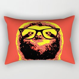 Warhol Cat (3) Rectangular Pillow
