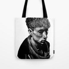 Quiet Man Tote Bag