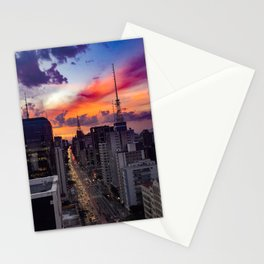 São Paulo Stationery Cards