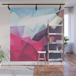 Polygonal Wall Mural