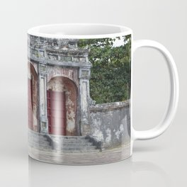 Gates to Royal Tomb Coffee Mug