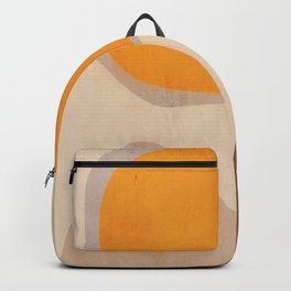 Abstract Art Sun Backpack