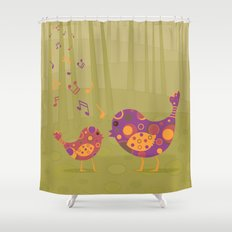 Bird Duet. 158. By Graphic Tabby $68.99. Earth Mandala 3 Shower Curtain