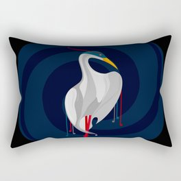 Heron Rectangular Pillow