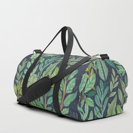 To The Forest Floor Duffle Bag