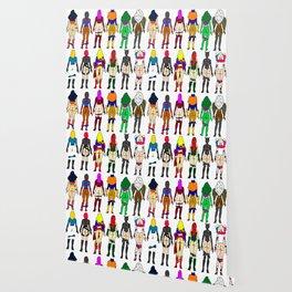 Superhero Butts - Girls Superheroine Butts LV Wallpaper