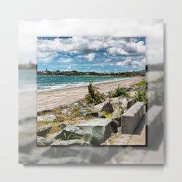 Beautiful Bay View Metal Print