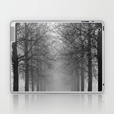 Mist Trees Laptop & iPad Skin