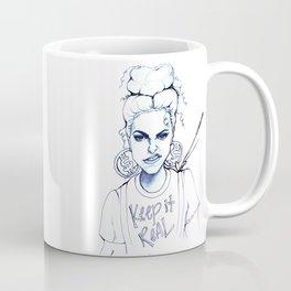 #STUKGIRL KYE (Keep it Real) Coffee Mug