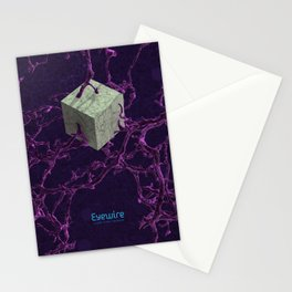 The Cube Stationery Cards