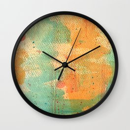 Curious River Wall Clock