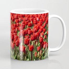 Tulips field #4 Coffee Mug