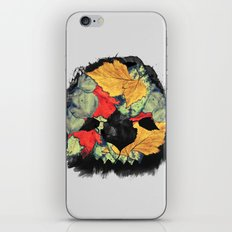 Death of Autumn iPhone & iPod Skin