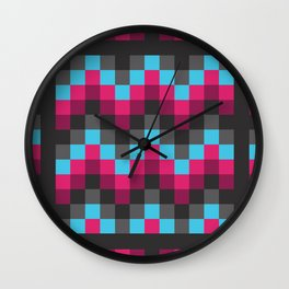 Tapestry in Frame Wall Clock