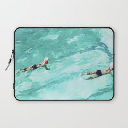 Resolutions (watercolour) Laptop Sleeve