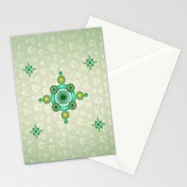 """Ellips Glacier """"Change"""" Stationery Cards"""