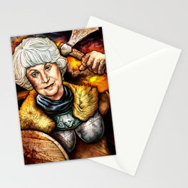 """""""Picture it: Sicily 1061"""" Golden Girls- Bea Arthur Stationery Cards"""