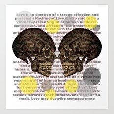 illness Art Print