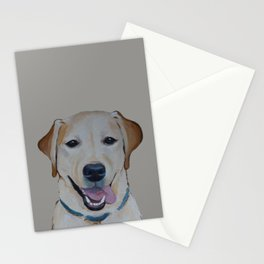 Smiling Lab Stationery Cards