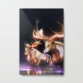 Vestige-6-24x36 Metal Print
