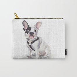 Humphrey the French Bulldog Carry-All Pouch
