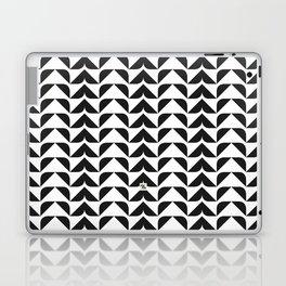 MODERN TRIBAL III - BLACK Laptop & iPad Skin